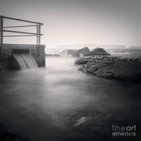North Wales Wall Art - Photograph - North Curl Curl Rockpool Sydney by Colin and Linda McKie