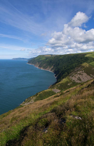 Photograph - North Devon Coast by Pete Hemington