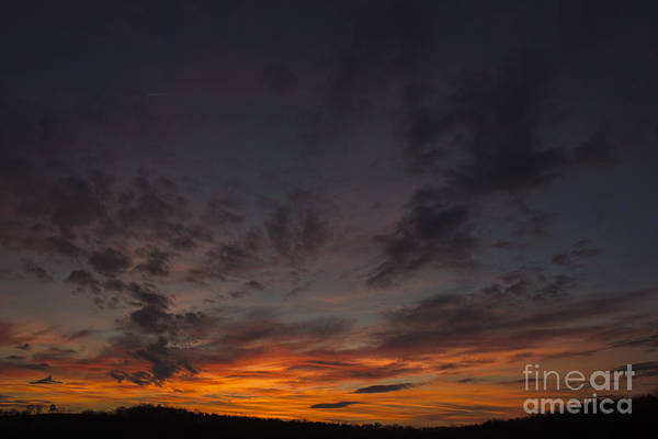 Photograph - North Georgia Sunset by Michael Waters