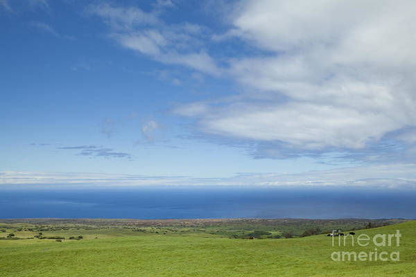 Photograph - North Kohala Ocean View by Charmian Vistaunet