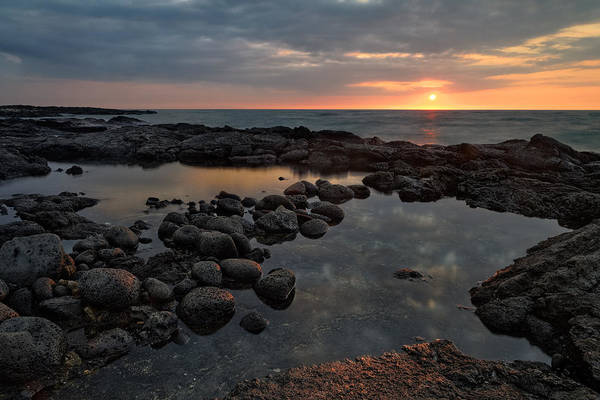 Big Island Photograph - Big Island - North Kona Beach by Francesco Emanuele Carucci