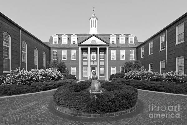 Photograph - North Park College Nyvall Hall by University Icons