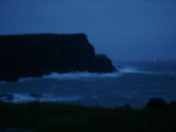 Wall Art - Photograph - North Sea Nocturne by Valerie Howell