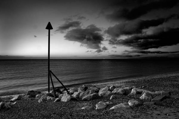 Photograph - North Shore Llandudno by Peter OReilly