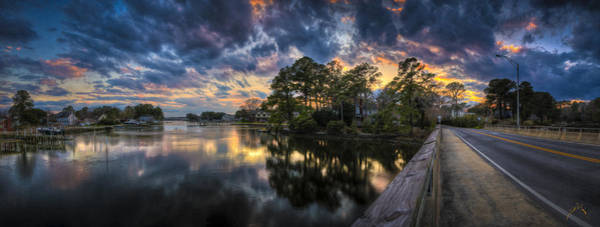 Photograph - North Shore Sunset by Williams-Cairns Photography LLC