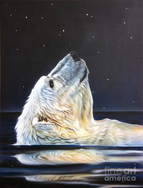 Painting - North Star by Sandi Baker