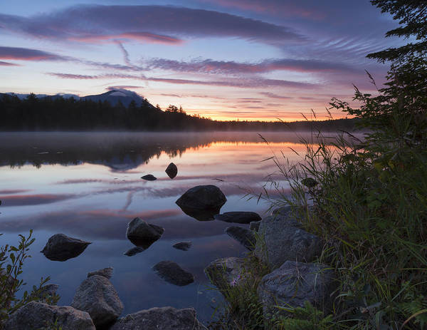 Wall Art - Photograph - North Woods Sunrise  by Patrick Downey