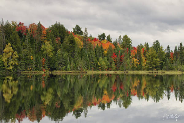 Algonquin Park Digital Art - Northern Lake by Phill Doherty