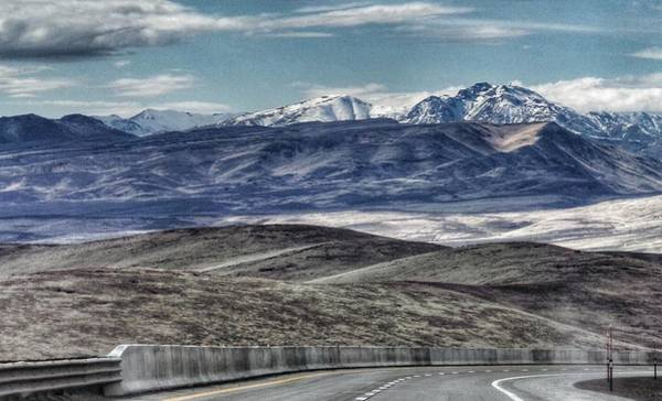 Photograph - Northern Nevada by Pat Moore