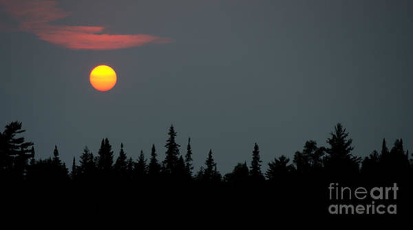 Ivanhoe Photograph - Northern Ontario Sunset by Rob Andrus