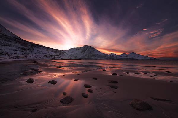 Norway Photograph - Northern Paradise by Jaroslav Zakravsky