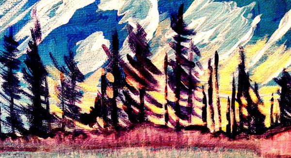 Northern Peace 2 Art Print