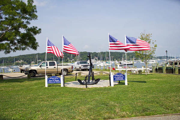 Photograph - Northport 4th Of July by Susan Jensen