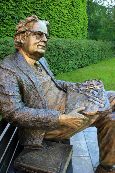 Photograph - Northrop Frye 1 by Andrew Fare