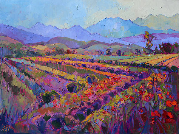 Wall Art - Painting - Northwest Color by Erin Hanson