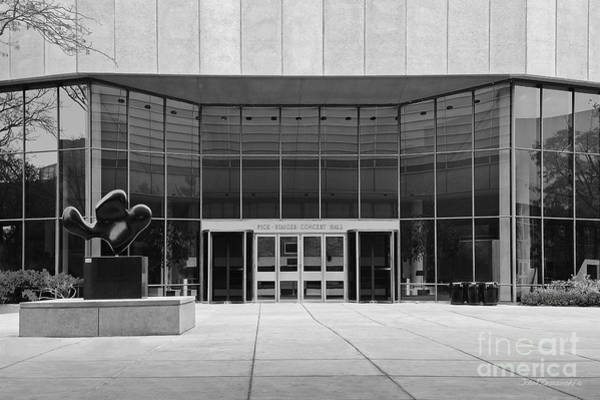 Photograph - Northwestern University Pick-steger Concert Hall by University Icons