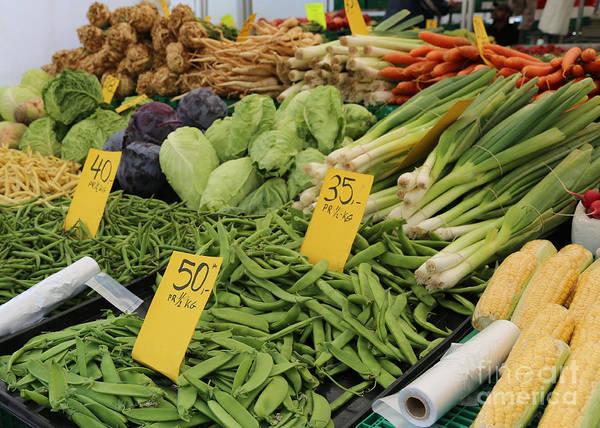 Photograph - Norwegian Market by Carol Groenen