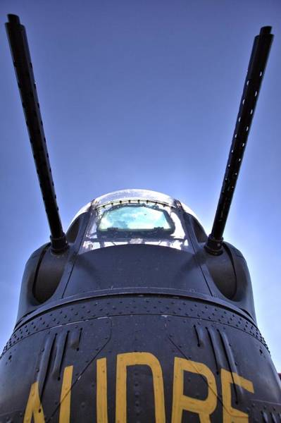 Photograph - Nose Turret Of The B-24 J by Gordon Elwell