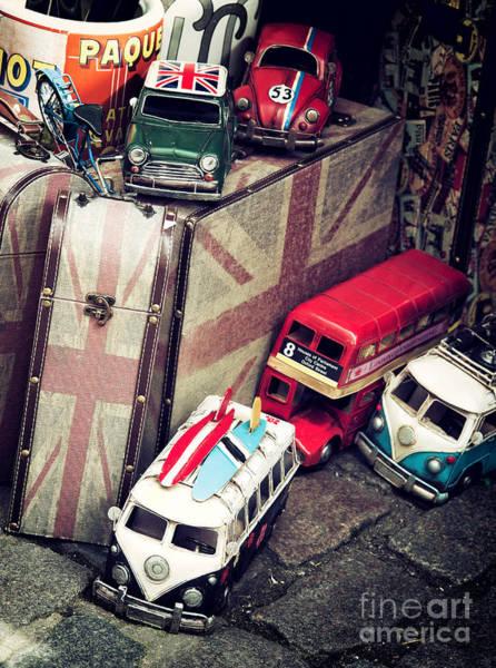 Camden Photograph - Nostalgia by Tim Gainey
