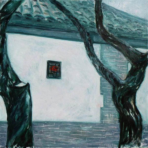 Painting - Nostalgia by Xueling Zou
