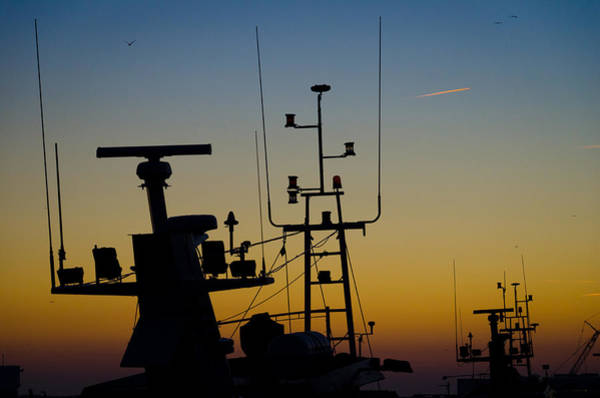 But Photograph - Fishing Boats by Pablo Lopez