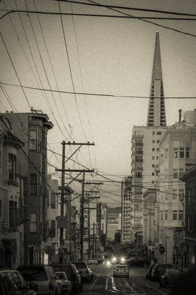 Photograph - Not So Old San Francisco by Scott Campbell
