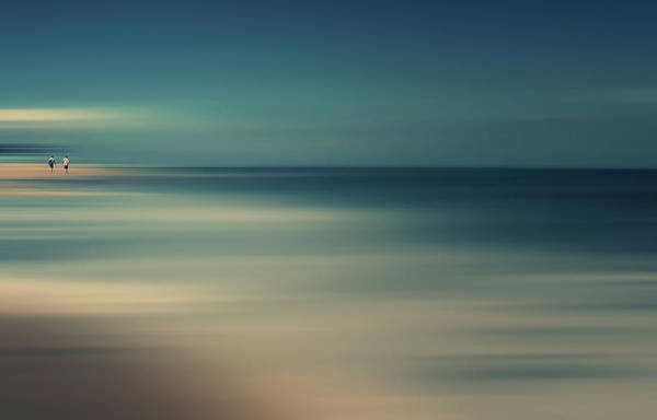 Blur Wall Art - Photograph - Not The End Of The World by Cie Shin