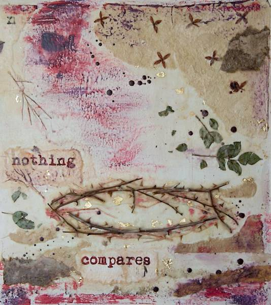 Nothing Compares Art Print