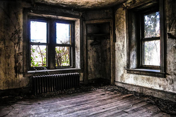 But Photograph - Nothing Left But The Ghosts by Bill Cannon