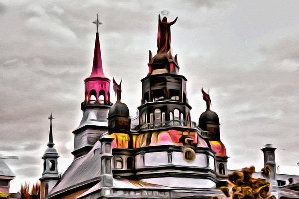 Photograph - Notre Dame De Bon Secours by Alice Gipson