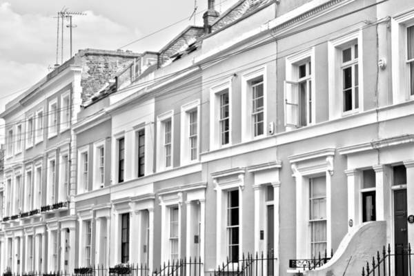 Photograph - Notting Hill by Georgia Fowler