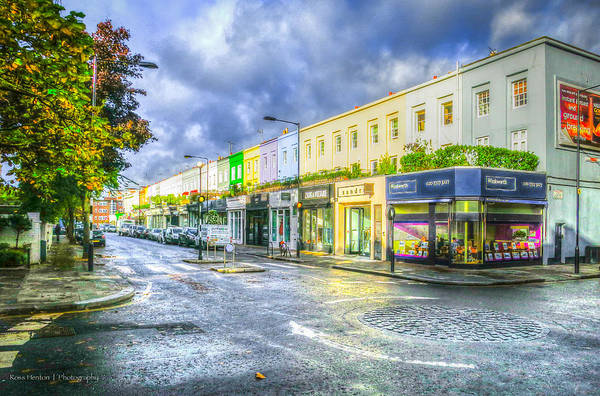 Photograph - Notting Hill by Ross Henton