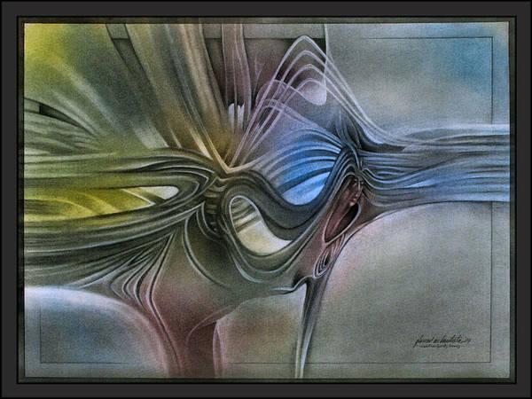 Pastel - Nouveauscape2 '09 by Glenn Bautista