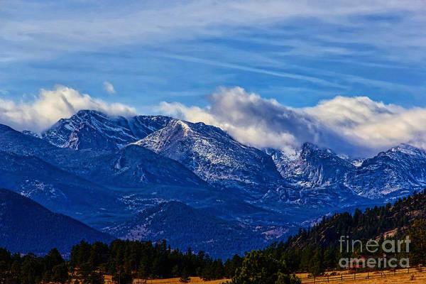 Photograph - November Morn by Jon Burch Photography