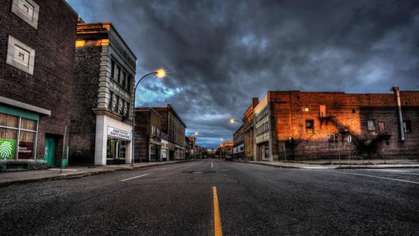 Abandonment Wall Art - Photograph - November Morning Victoria Ave. by Jakub Sisak