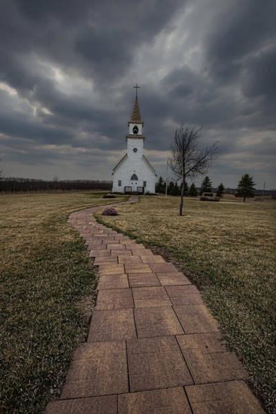 Photograph - November Rain by Aaron J Groen