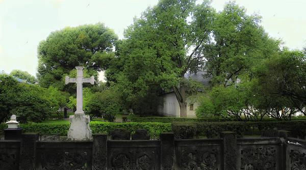 Famous Cemeteries Photograph - Novodevichy Cemetery 1 - Moscow - Russia by Madeline Ellis