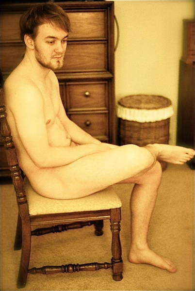 Chest Of Drawers Photograph - Nude by Catharine Gellings