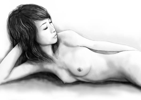 busty-girl-drawings-nude-red