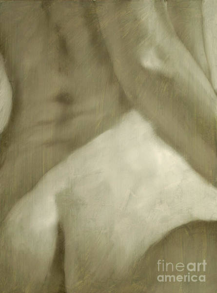 Painting - Nude Study I by John Silver