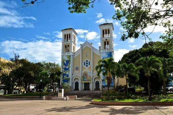 Photograph - Nuestra Senora Del Pilar by Ricardo J Ruiz de Porras