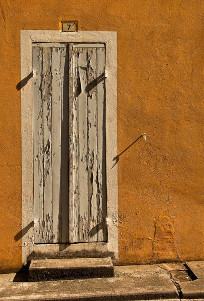 Hinge Photograph - Number 7 by Nigel Jones