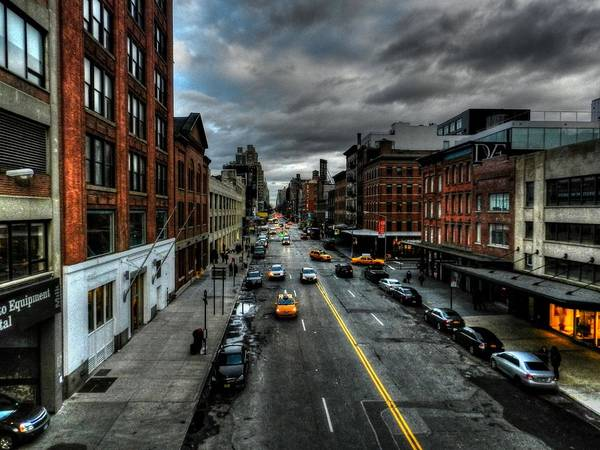 Photograph - Nyc - High Line - Meatpacking District 001 by Lance Vaughn
