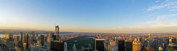 Photograph - Nyc Panorama by Rima Biswas