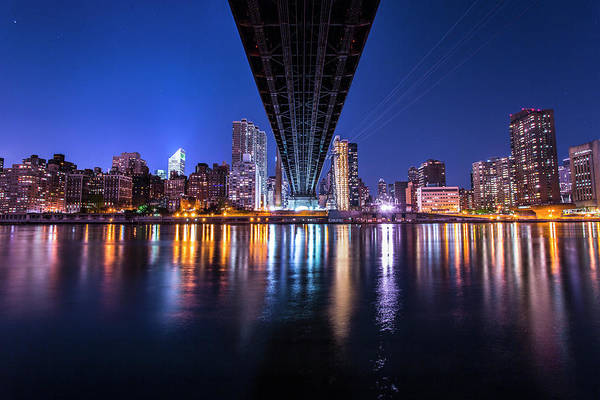 Roosevelt Island Wall Art - Photograph - Nyc View by Jonathan S. Deitch
