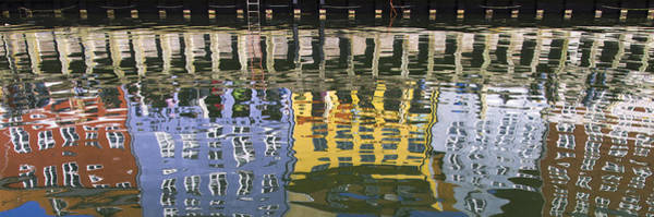 Photograph - Nyhavn Reflections by Ross G Strachan