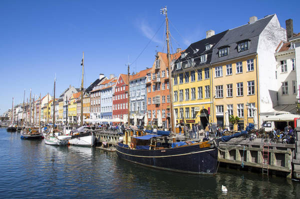 Photograph - Nyhavn by Ross G Strachan