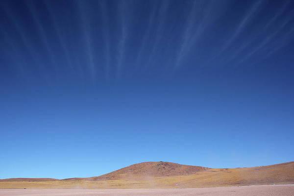 Salar De Atacama Photograph - O Encontro by Katia Varela Gomes