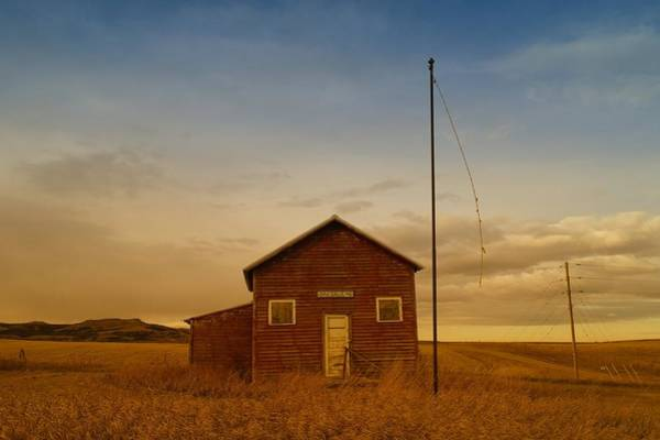 Killdeer Photograph - Oak Dale No 6 by Jeff Swan