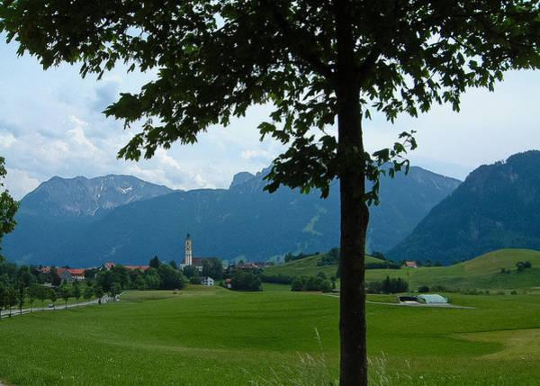 Photograph - Oberstauffen Vista by Jenny Setchell